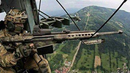 El gobierno amplió la presencia militar en Río de Janeiro