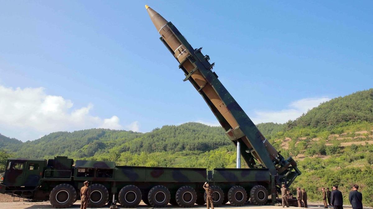 Resultado de imagen de Corea del Norte asegura que seguirá perfeccionando misiles nucleares