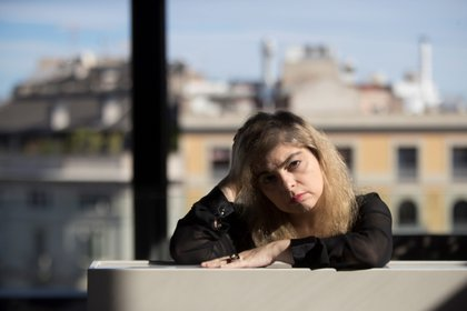 La escritora argentina Mariana Enriquez. EFE/Marta Perez/Archivo