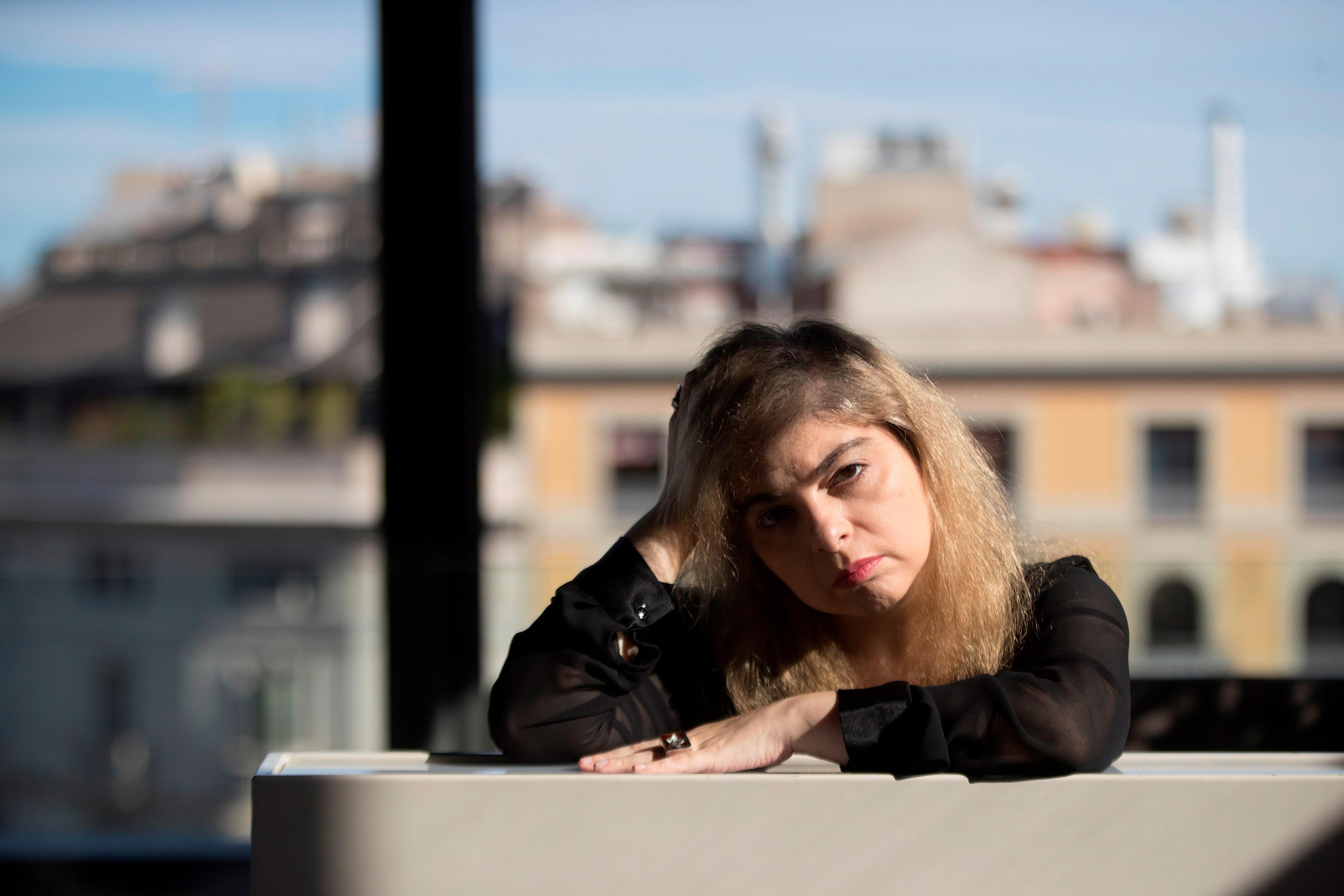 La escritora argentina Mariana Enríquez. EFE/Marta Perez/Archivo