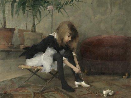 Zapatos de baile (1882)