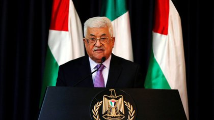 Mahmoud Abbas (Reuters)