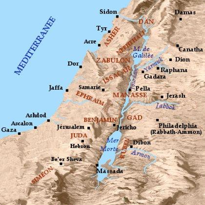 Mitos Y Verdades Sobre Josué El Conquistador De La Tierra Prometida Infobae