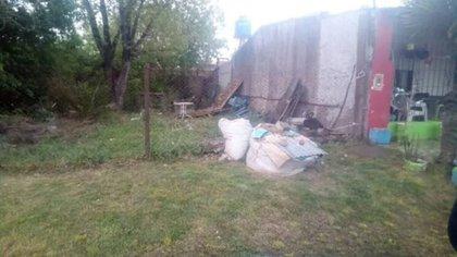 El terreno que intentó usurpar la víctima está situado en la localidad de Benavídez