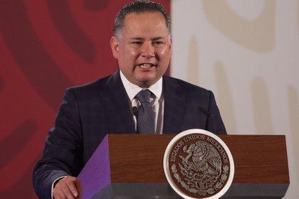Santiago Nieto, titular de la Unidad de Inteligencia Financiera (UIF).  (Foto: Cuartoscuro)