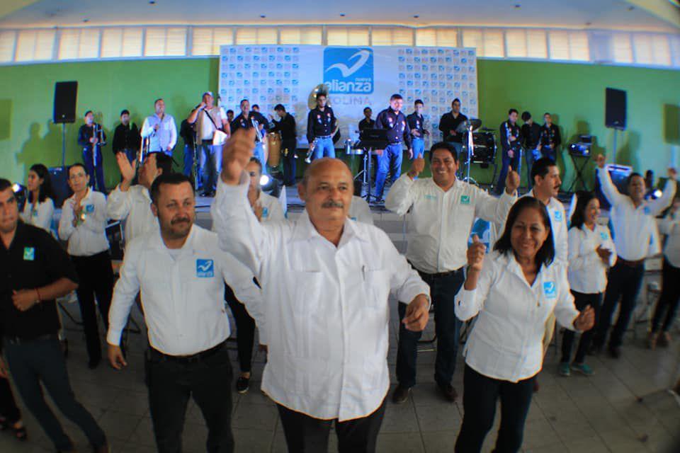 PANAL - Político - Colima
