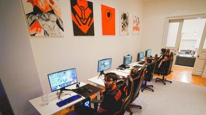La gaming house de Fnatic, multigaming de Europa.