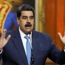 El presidente de Venezuela Nicolás Maduro habla durante una conferencia de prensa en el Palacio de Miraflores en Caracas, Venezuela, Febrero 14, 2020. REUTERS/Fausto Torrealba