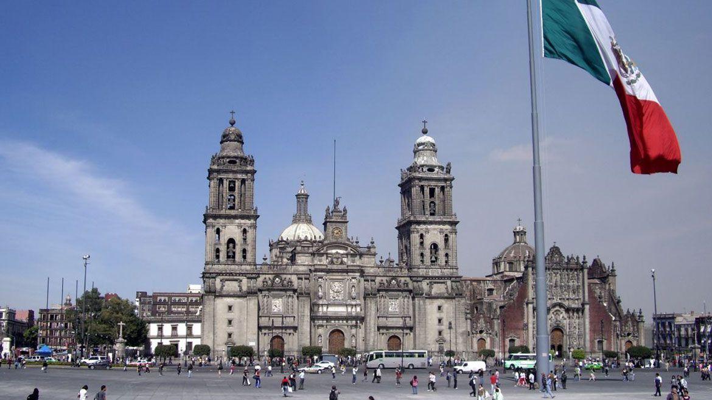El Zócalo, México DF  163