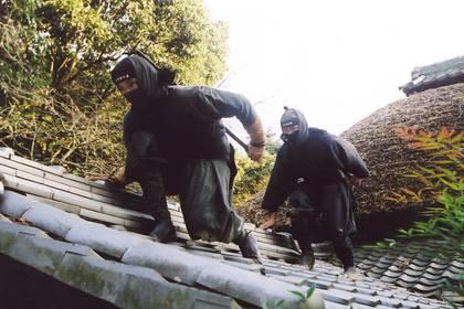 Ninjas durante una presentación en la ciudad de Iga (Facebook Iga-ryu Ninja Museum)