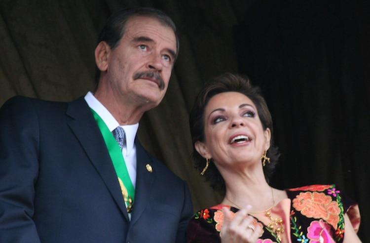 El poder de Martha Sahagún sobre el presidente Vicente Fox fue parte de la política de su sexenio