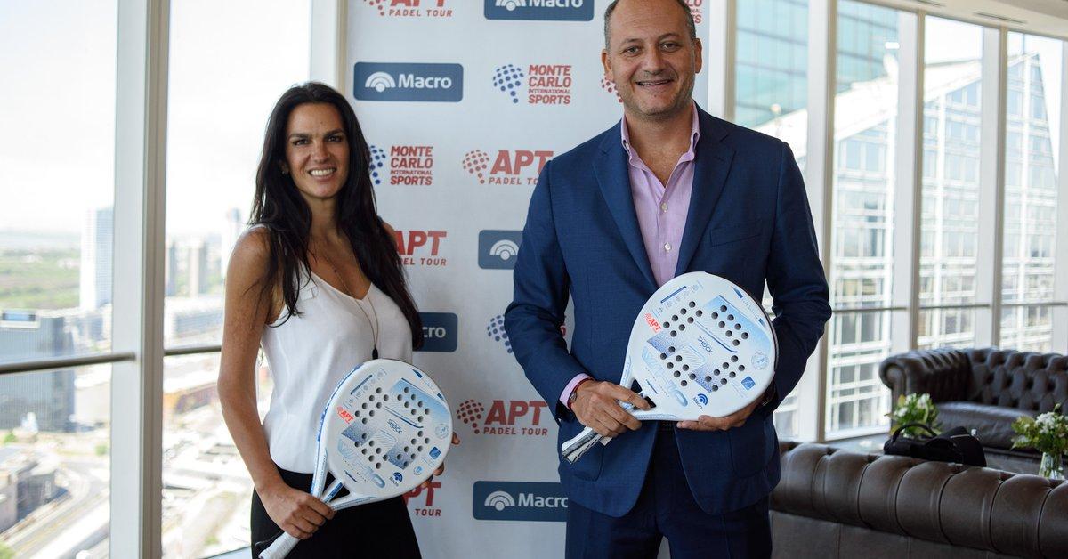 Buenos Aires será sede del Master APT Padel Tour en marzo del 2022