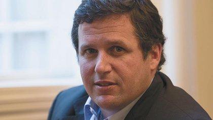 Santiago Marquevich, fiscal de la causa.