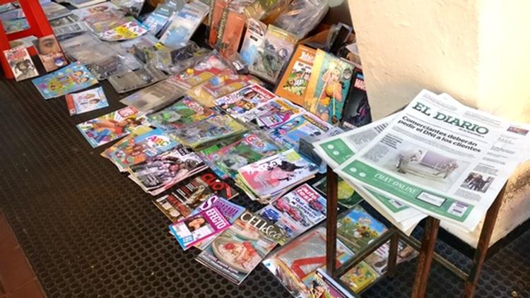 En cuatro días, el único diario que se vendió en la provincia de San Luis pertenece a la familia Rodríguez Saá.
