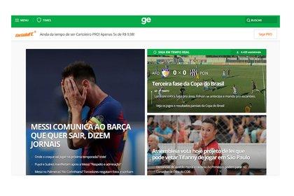 """""""Messi le comunicó al Barcelona que se quiere marchar"""""""