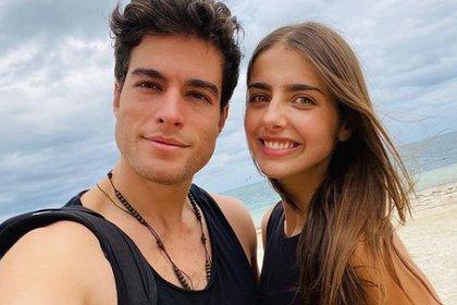 Danilo Carrera y Michelle Renaud aclararon que seguirán siendo amigos (IG: danilocarrerah)