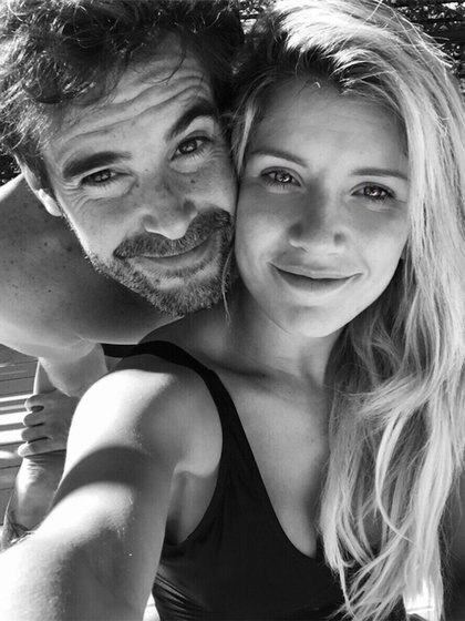 Laurita Fernández y Nico Cabré convivieron durante la cuarentena, pero el vínculo estaba desgastado y decidieron distanciarse (Instagram)