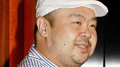 Kim Jong-nam (AFP)