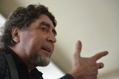 En la imagen el cantautor y poeta español Joaquín Sabina. EFE/Carlos Lemos /Archivo