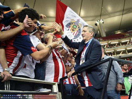 Jorge Vergara se retiró de la vida pública hace meses (Foto: Alfredo Estrella/AFP)