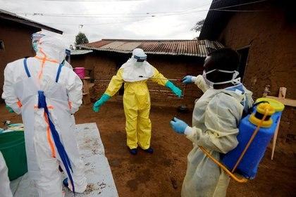 El ébola y el Chapare pueden ser detectadas en: saliva, semen, sangre y orina