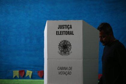 Elecciones en Brasil (EFE/Marcelo Sayao/Archivo)