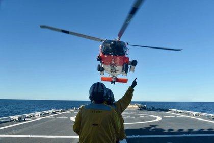 Guardia Costera de los Estados Unidos (USCGC)
