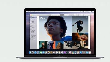 """Las apliaciones conocidas también tendrán mejoras: sobre todo """"Fotos"""", """"Recordatorios"""" y """"Notas"""" (Foto: Apple)"""