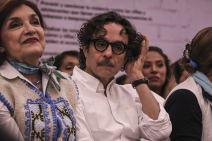 Además de Quadri, entre los seleccionados resaltan los nombres de Margarita Zavala y la ex presidenta nacional del Partido, Cecilia Romero (FOTO: RASHIDE FRIAS /CUARTOSCURO.COM)