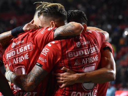 Xolos de Tijuana, por su parte, desea ganar la Copa MX para usarlo como revulsivo y conseguir los puntos necesarios para alcanzar puestos de repechaje EFE/ Alejandro Zepeda/Archivo