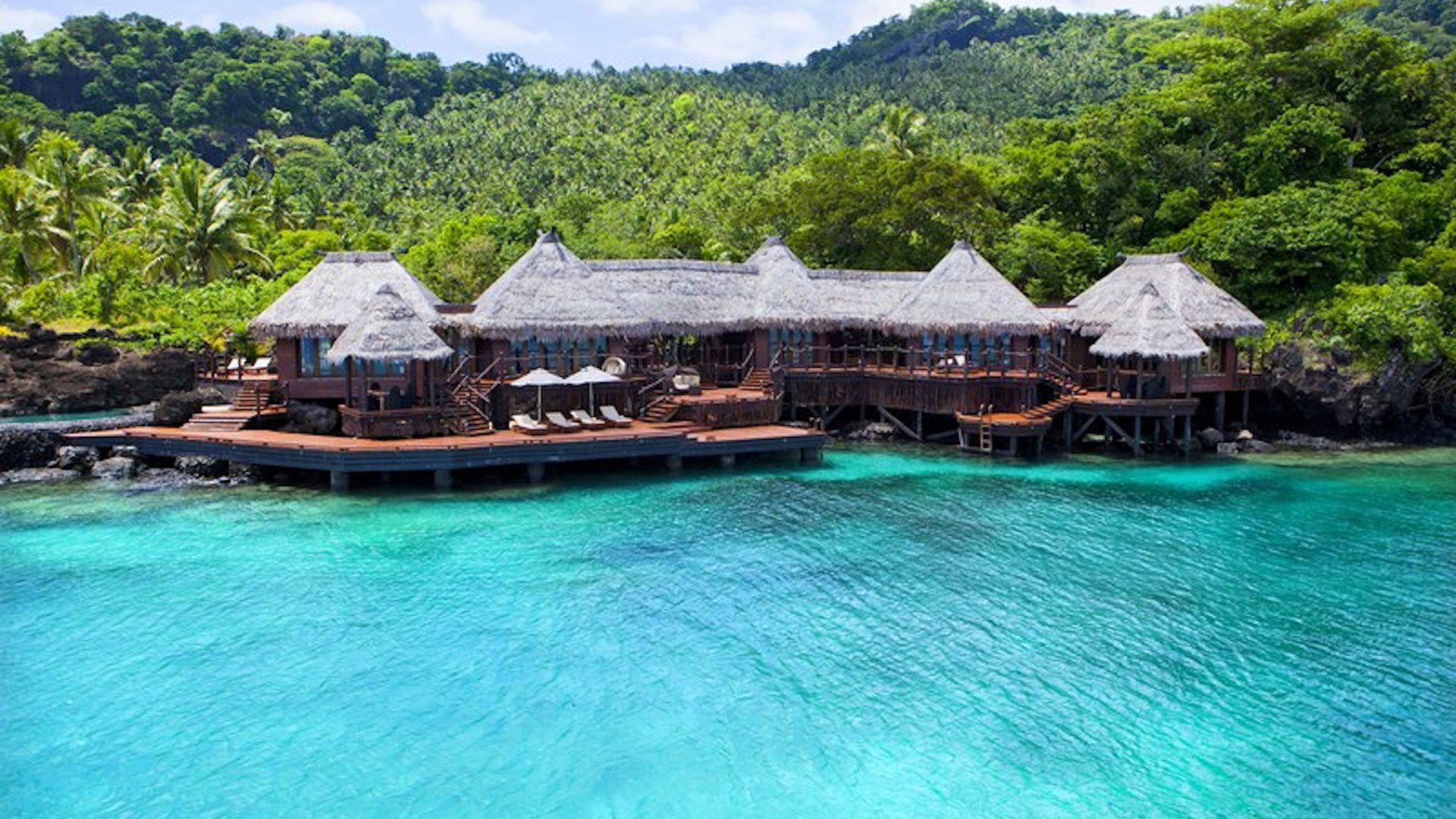 BUNGALOW Laucala-Fiji