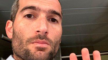 El ex funcionario Rodrigo Sbarra (@RodrigoSbarra)