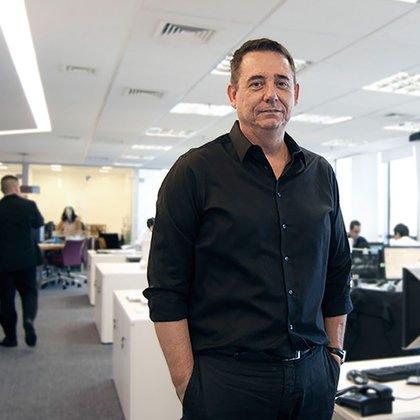 Marco Aurelio Ruediger, de la Fundación Getulio Vargas en Brasil