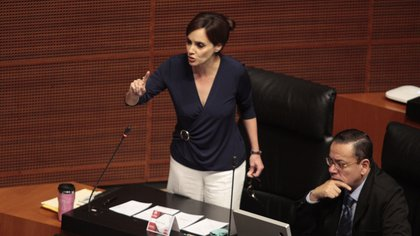"""""""Si no puede resolverlo, renuncie"""": Lilly Téllez contra AMLO por violencia en Sonora"""