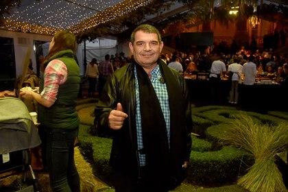 El ex diputado Alfredo Olmedo