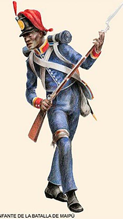 Por mucho tiempo la historiografía sostuvo que los esclavos negros murieron casi todos en las guerras de Independencia