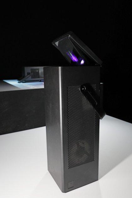 El proyecto 4K UHD de LG