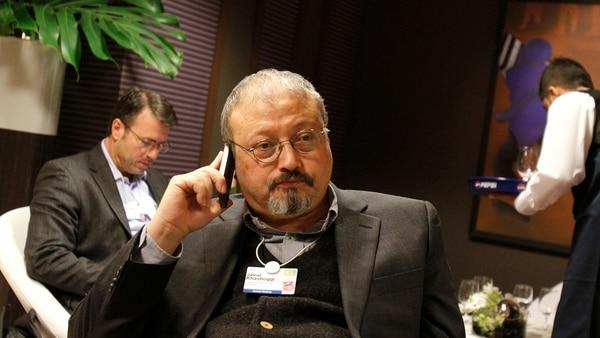 Jamal Khashoggi era un periodista crítico con la corona saudita (AP)