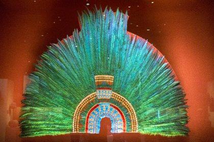 Penacho del México Antiguo (Foto: Wiki Commons)