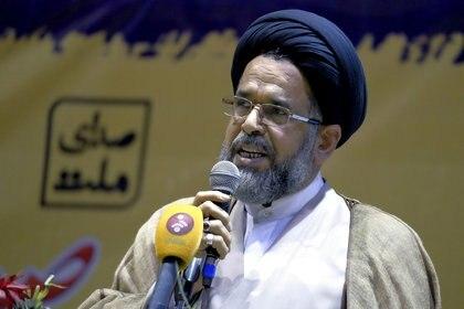 El ministro de Inteligencia de Irán, Mahmoud Alavi (REUTERS/Raheb Homavandi/Foto de archivo)