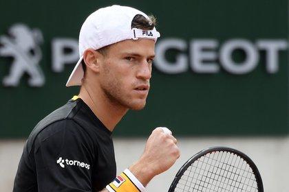Diego Schwartzman Ya Esta En Los Octavos De Final De Roland Garros Supero En Tres Sets Al Eslovaco Norbert Gombos Infobae