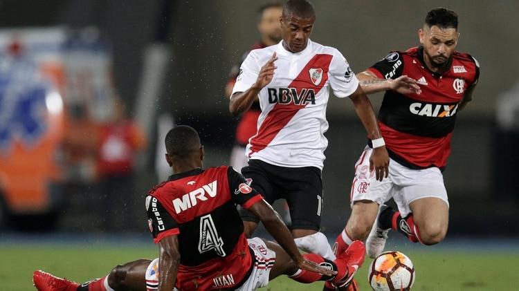 River y Flamengo animarán la final de la Copa Libertadores (Reuters)