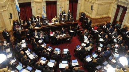 Los senadores votaron por unanimidad que el debate sobre el aborto pase en tres comisiones