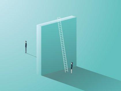 La mayor parte de la culpa de la brecha en la igualdad entre mujeres y hombres se asigna a los empleadores (Shutterstock)