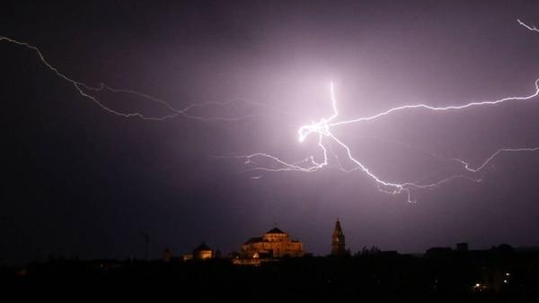 Las tormentas eléctricas más violentas del mundo tiene un lugar: Argentina