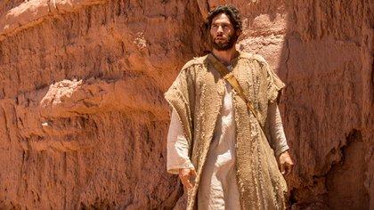 Jesús es protagonizada por Dudu Azevedo