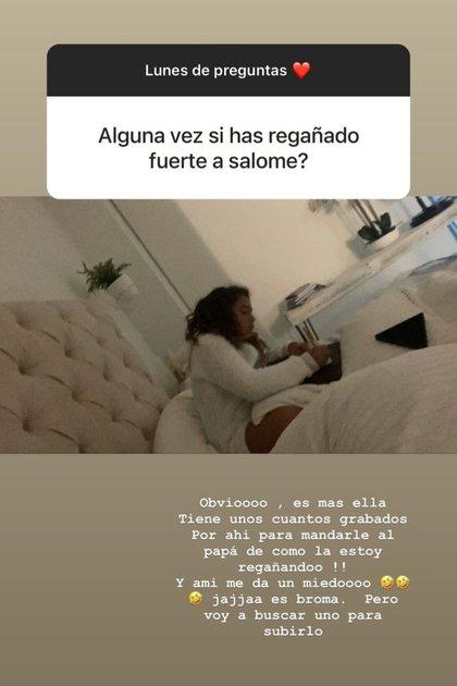 Publicación de Daniela Ospina. Foto: Instagram