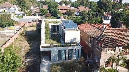 La arquitectura sustentable promueve el uso eficiente y racional de la energía