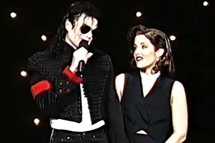Lisa Marie Contó que Michael la llamó y le preguntó si quería ser su novia