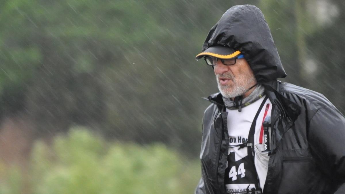 En la ruta: el desafío del ex comandante del ARA San Juan que recorre el país y planea escalar el Aconcagua en - infobae